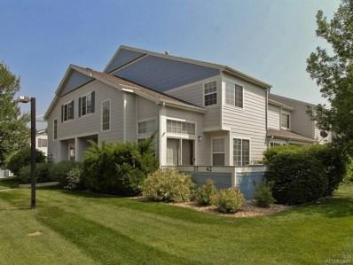 1419 Red Mountain Drive UNIT 38, Longmont, CO 80504 - MLS#: 7835751
