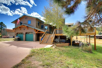 8831 Grizzly Way, Evergreen, CO 80439 - #: 7837276
