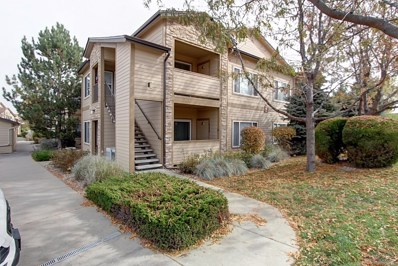 4875 S Balsam Way UNIT 6-202, Denver, CO 80123 - MLS#: 7837833