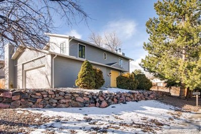 530 Ellis Way, Golden, CO 80401 - MLS#: 7840466