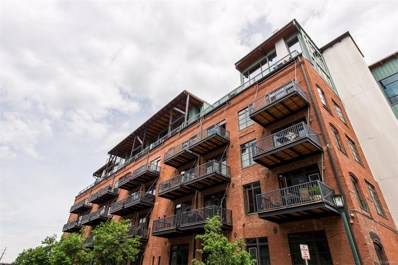 2960 Inca Street UNIT 316, Denver, CO 80202 - MLS#: 7844392