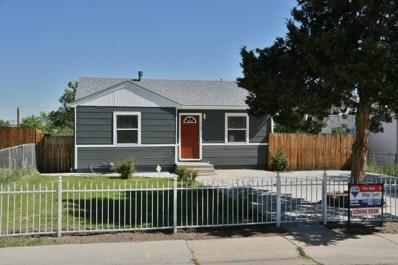 2745 W Archer Place, Denver, CO 80219 - MLS#: 7845144