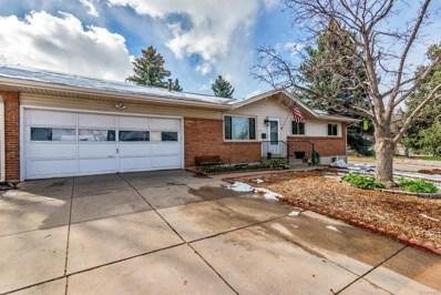 1607 S Van Dyke Way, Lakewood, CO 80228 - MLS#: 7846590
