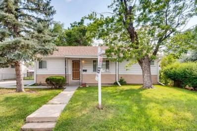 511 S Xavier Street, Denver, CO 80219 - MLS#: 7847012