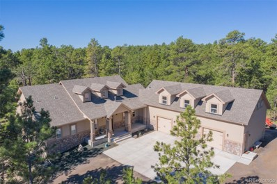 14250 Delwood Drive, Elbert, CO 80106 - #: 7848235