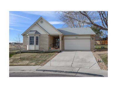 4811 Greenwich Drive, Highlands Ranch, CO 80130 - MLS#: 7849594