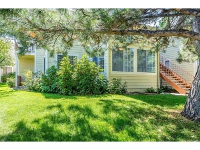 13874 E Lehigh Avenue UNIT A, Aurora, CO 80014 - MLS#: 7852146