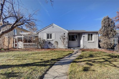 5151 Meade Street, Denver, CO 80221 - MLS#: 7852894
