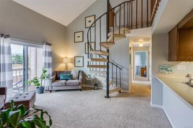 10890 W Evans Avenue UNIT 3D, Lakewood, CO 80227 - #: 7855668