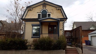 20 Bannock Street, Denver, CO 80223 - MLS#: 7858926