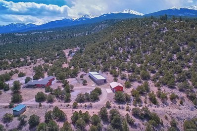 17560 County Road 386, Buena Vista, CO 81211 - MLS#: 7861720
