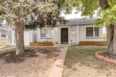 2940 Olive Street, Denver, CO 80207 - #: 7863104