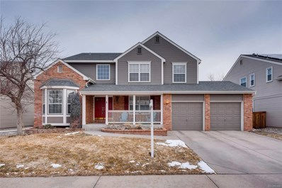 637 Huntington Place, Highlands Ranch, CO 80126 - #: 7868431