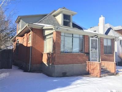 1319 S Lincoln Street, Denver, CO 80210 - MLS#: 7872089