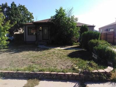 516 Newton Street, Denver, CO 80204 - MLS#: 7873518