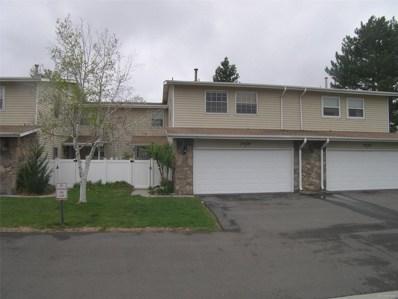 2426 S Vaughn Way UNIT B, Aurora, CO 80014 - MLS#: 7875704