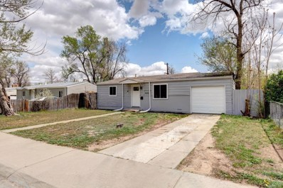 7470 N Locust Street, Commerce City, CO 80022 - MLS#: 7877016