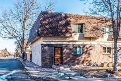 7755 E Quincy Avenue UNIT T41, Denver, CO 80237 - #: 7878013