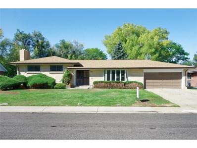 85 S Flower Street, Lakewood, CO 80226 - MLS#: 7878348