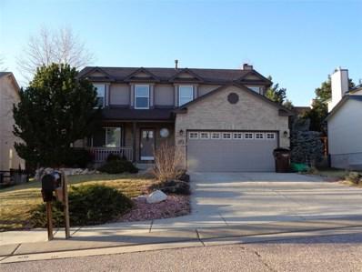 15330 Sostrin Lane, Colorado Springs, CO 80921 - MLS#: 7879983