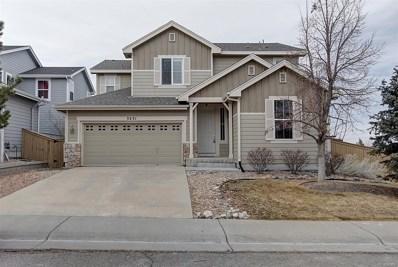 3231 Fox Sedge Lane, Highlands Ranch, CO 80126 - MLS#: 7881101