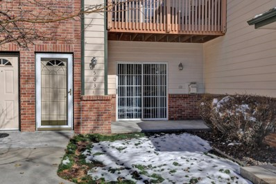 11051 Huron Street UNIT 503, Northglenn, CO 80234 - MLS#: 7883994