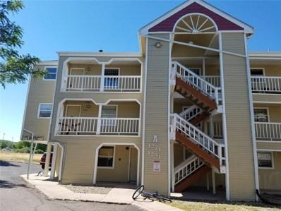 1291 S Gilbert Street UNIT A-301, Castle Rock, CO 80104 - MLS#: 7890290