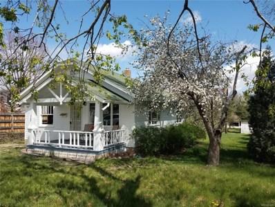 369 W Rafferty Gardens Avenue, Littleton, CO 80120 - MLS#: 7891134