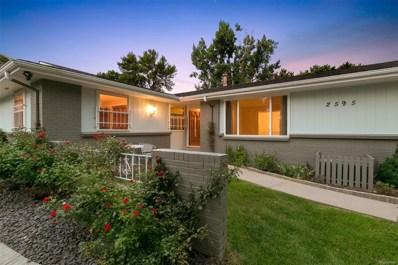 2595 S Eaton Place, Lakewood, CO 80227 - #: 7894057
