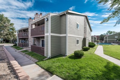 3464 S Eagle Street UNIT 101, Aurora, CO 80014 - MLS#: 7897400