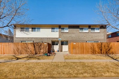 8011 Wolff Street UNIT D, Westminster, CO 80031 - MLS#: 7898254