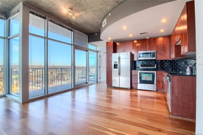 1700 Bassett Street UNIT 1014, Denver, CO 80202 - MLS#: 7900061