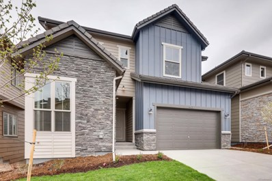 455 Red Thistle Drive, Highlands Ranch, CO 80126 - #: 7901250
