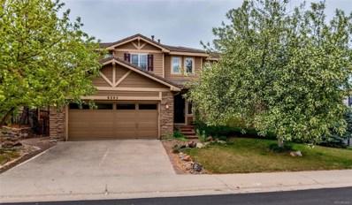 9205 Aspen Creek Point, Highlands Ranch, CO 80129 - #: 7908863
