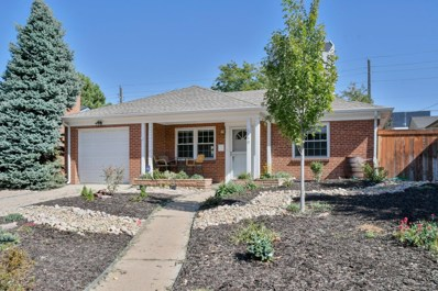 1140 S Harrison Street, Denver, CO 80210 - MLS#: 7915543