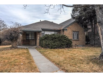 744 Leyden Street, Denver, CO 80220 - MLS#: 7918209