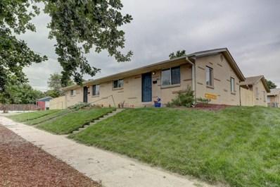1205 W 39th Avenue, Denver, CO 80211 - #: 7921692