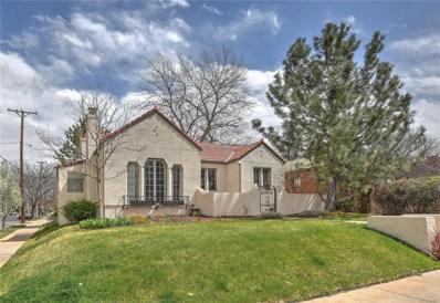 1792 Holly Street, Denver, CO 80220 - MLS#: 7925041