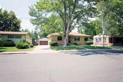 4757 S Clarkson Street, Englewood, CO 80113 - MLS#: 7925750