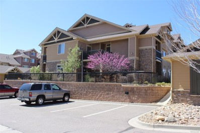 10052 W Ute Place UNIT 101, Littleton, CO 80127 - MLS#: 7926212