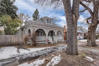 119 E Espanola Street, Colorado Springs, CO 80907 - MLS#: 7926501
