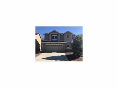 3853 Falconry Drive, Colorado Springs, CO 80922 - MLS#: 7926836