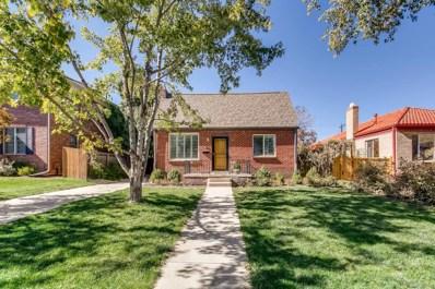 741 Ivanhoe Street, Denver, CO 80220 - MLS#: 7929536