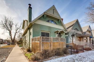 1036 E 24th Avenue, Denver, CO 80205 - MLS#: 7931175