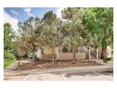 12474 W Nevada Place UNIT 211, Lakewood, CO 80228 - MLS#: 7935193