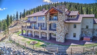 580 Packsaddle Trail, Evergreen, CO 80439 - #: 7939293