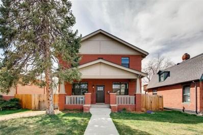 4037 Newton Street, Denver, CO 80211 - MLS#: 7944096