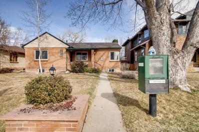1266 S Jackson Street, Denver, CO 80210 - #: 7944522