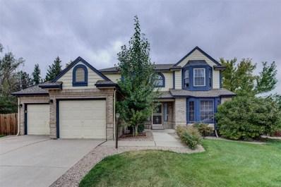 10059 Granite Hill Drive, Parker, CO 80134 - #: 7944589