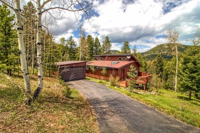 19293 Silver Ranch Road, Conifer, CO 80433 - #: 7945374